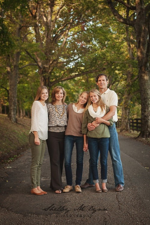 family portraits | Shelby M'lynn Photography